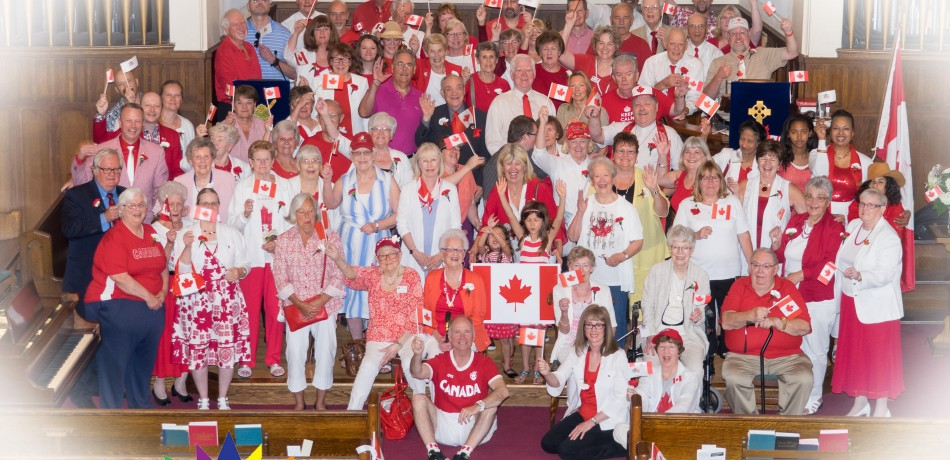 St Andrews Canada Day 2017